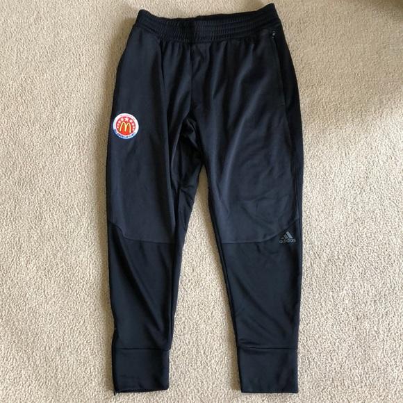 16937dae2596 adidas Pants | Mcdonalds Allamerican Jogger Sweats | Poshmark